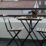 Cagliari Holiday Apartment Giardini 15, Terrace of Living Room